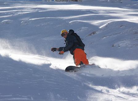 snowbaqueira